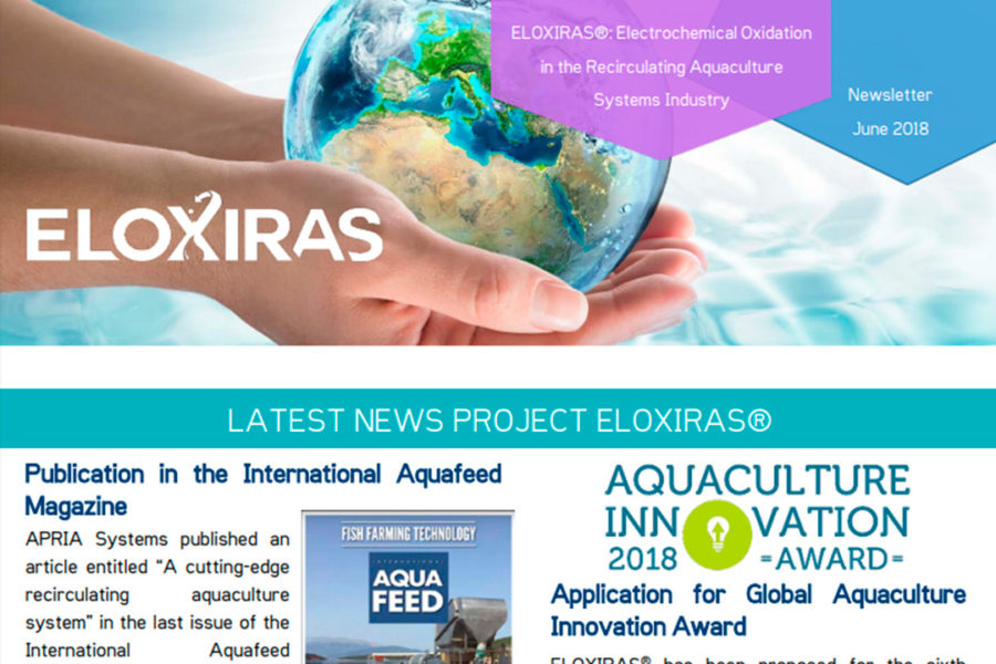 Newsletter ELOXIRAS 2