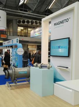 ELOXIRAS® AT AQUATECH AMSTERDAM 2017