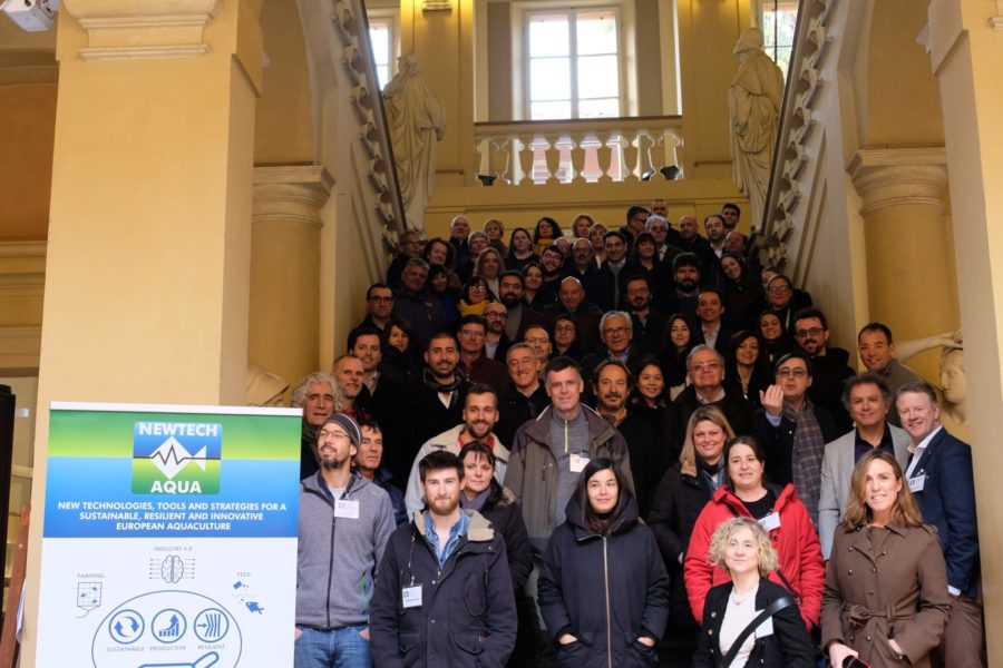 APRIA Systems attends to the kick-off meeting of the project NewTechAqua